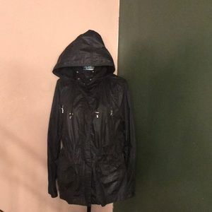 Size12 black jacket from H&M